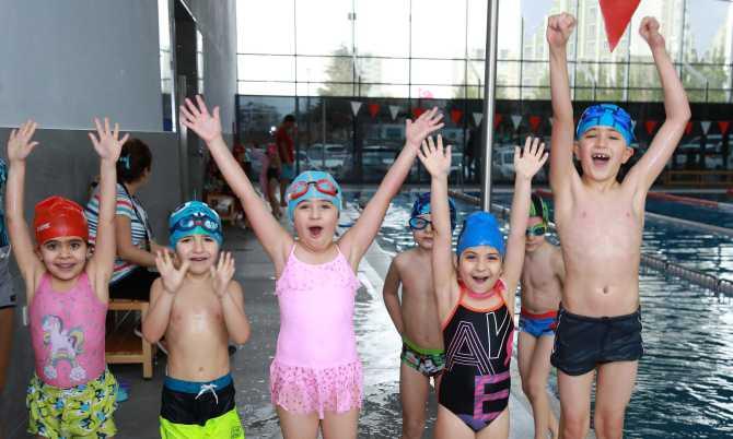 Çankaya Erdal İnönü Yüzme Havuzu ve Spor Merkezi