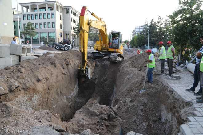 Nevşehir Belediyesi Dev Altyapı Hamlesine 2020 Şubat Ayında Başlıyor