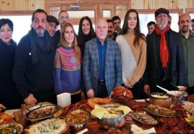 Hoştur Gastronomi Ekibi Erzurum'daydı