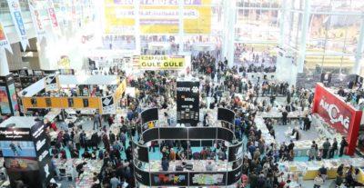 12. Ankara Kitap Fuarı büyük bir ilgi ve katılımla devam ediyor.