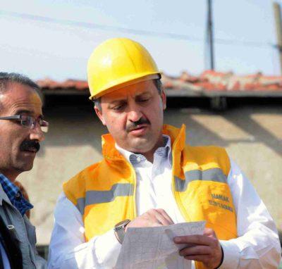 Ankara Mamak Belediye Başkanı Mesut Akgül.