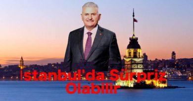 İstanbul'da aday Binali Yıldırım olmayabilir.